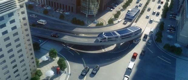 El futuro del transporte.