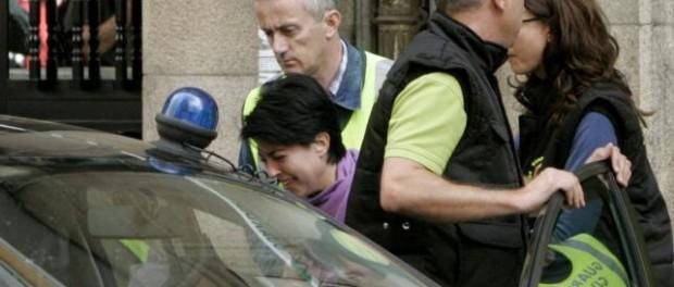 Rosario Porto -ex cónsul honoraria de Francia en Santiago de Compostela-