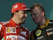 Alonso y Kimi jugarán para el mismo equipo.