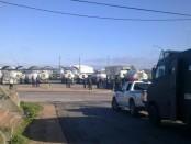 Conflicto de transportistas en el negocio del combustible.