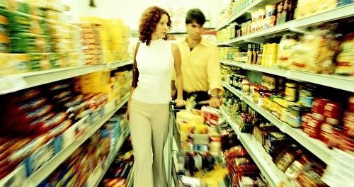 Consumidores en descenso.