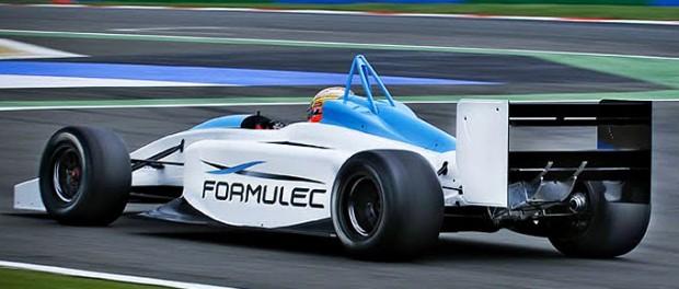 La Fórmula Eléctrica llega a Uruguay en 2014.