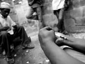 La droga se abre paso en África hacía el Este.