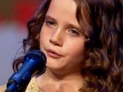 Amira Willighagen de 9 años