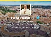 """""""Queridos seguidores he sabido que ya sois más de 10 millones!. Os agradezco de corazón y os pido que sigáis rezando por mí"""""""