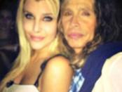 Steven Tyler: de Mujica a Charlotte Chantal.