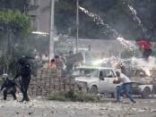 Violencia en Egipto.