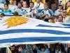 Allá vamos: Uruguay abrochó el viaje