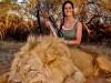 Melissa Bachman es repudiada en todo el mundo por mostrar animales que caza en su show de televisión