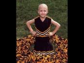 Esta imagen de 2007 ha sido compartida miles de veces en Facebook, sin permiso de la familia de la niña.