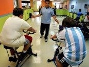 Los problemas de exceso de peso también se presentan en los adolescentes. Foto: AP