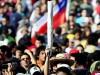 Marcha en Chile a favor de la despenalización de la marihuana