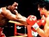 """Rocky Balboa y Apollo Creed, el eje original de una saga va por el 7° """"round"""" y hasta acaba de llegar al teatro."""