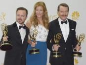 Los actores de Breaking Bad luego de los Emmy