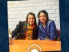 María en Consorcio del Uruguay, el día que fue le fue adjudicado su dinero