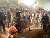 El juramento de los Treinta y Tres, de Juan Manuel Blanes.