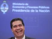 El jefe de Gabinete argentino, Jorge Capitanich. EFE/Archivo